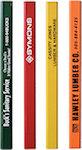 Enamel Finish Carpenter Pencils